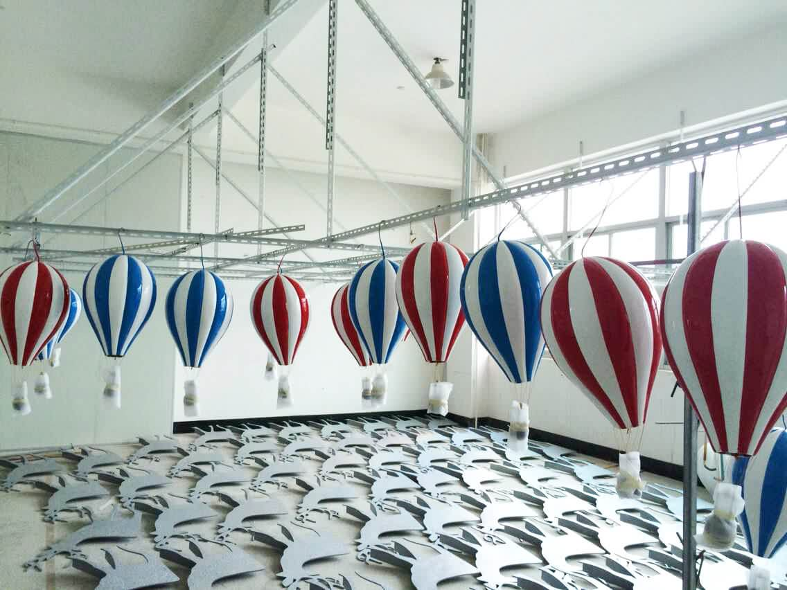hot air balloon decorations supplies
