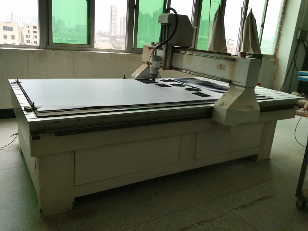 display props engraving machine