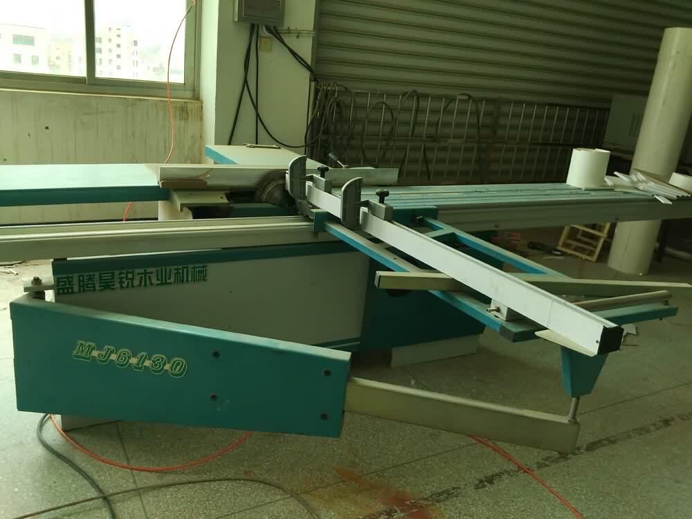 wooden props cutting machine