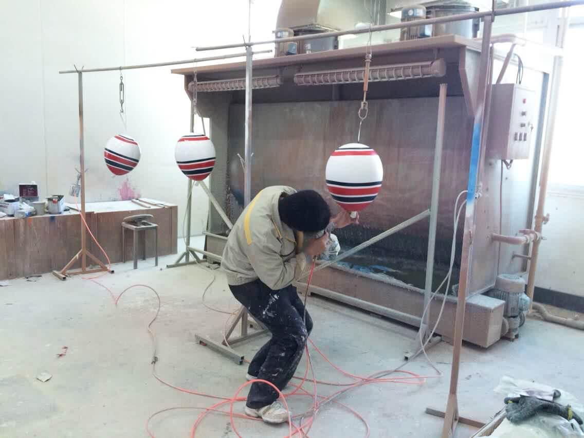 make hot air balloon painting room