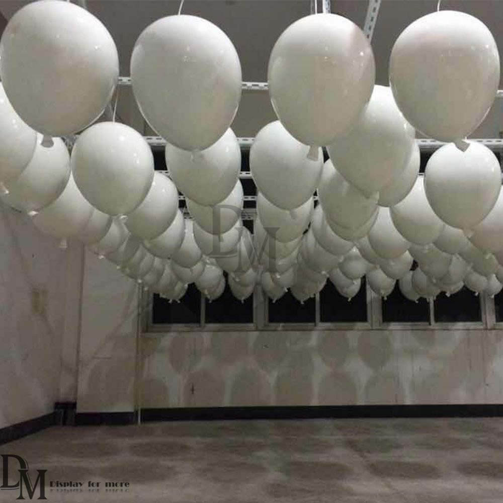 fake balloons for display