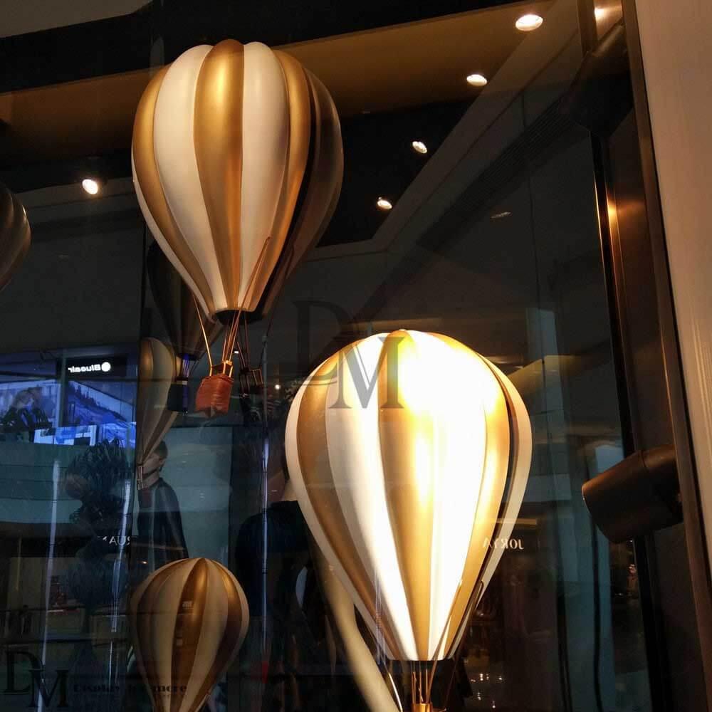 fake balloons