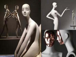 Fiberglass mannequin