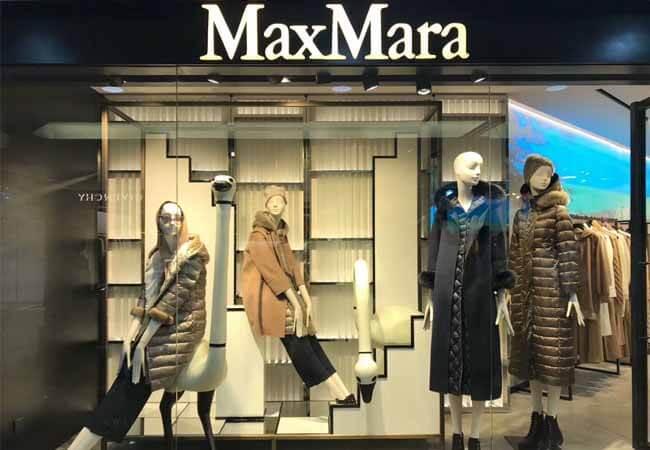 Store Window Decoration