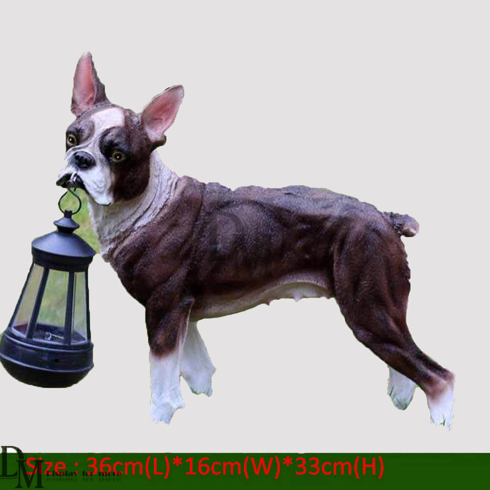 Outdoor Dog Statues Resin