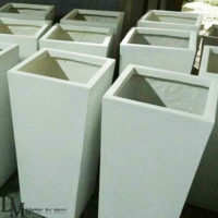 Square Plant Pots Large
