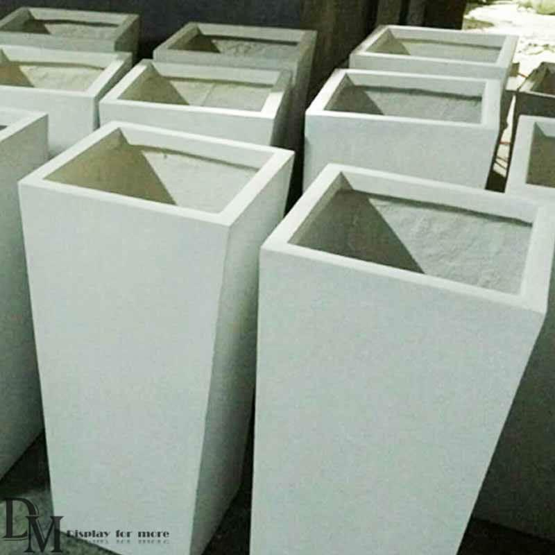 Square Plant Pots Large