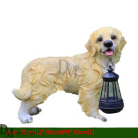 dog garden ornaments