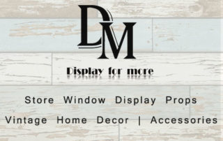 Window Displays & Home Decor