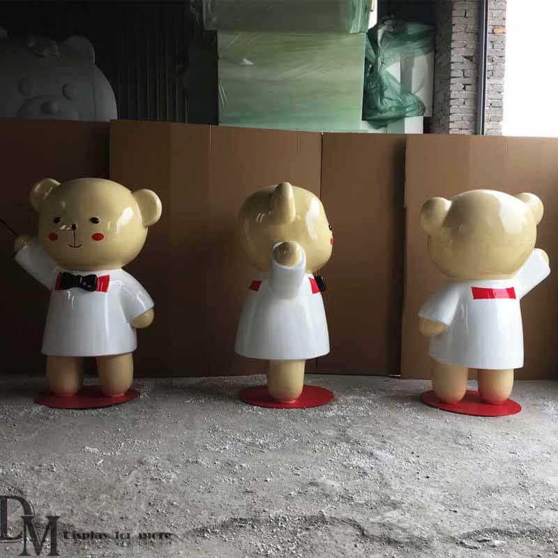 bear yard ornaments