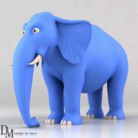 Large Fiberglass Animals for Sale