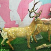 Elk Figurines