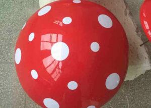 mushroom decorations for party,
