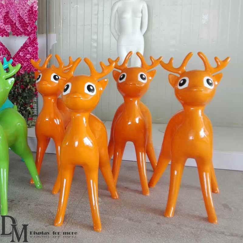 Deer Garden Ornaments