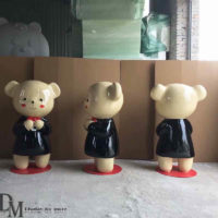 Bear Figurines