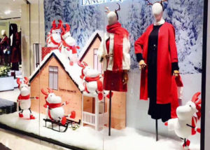 Xmas Window Displays