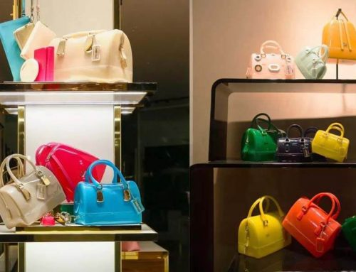 When Plastic Window Display Become a Fashion