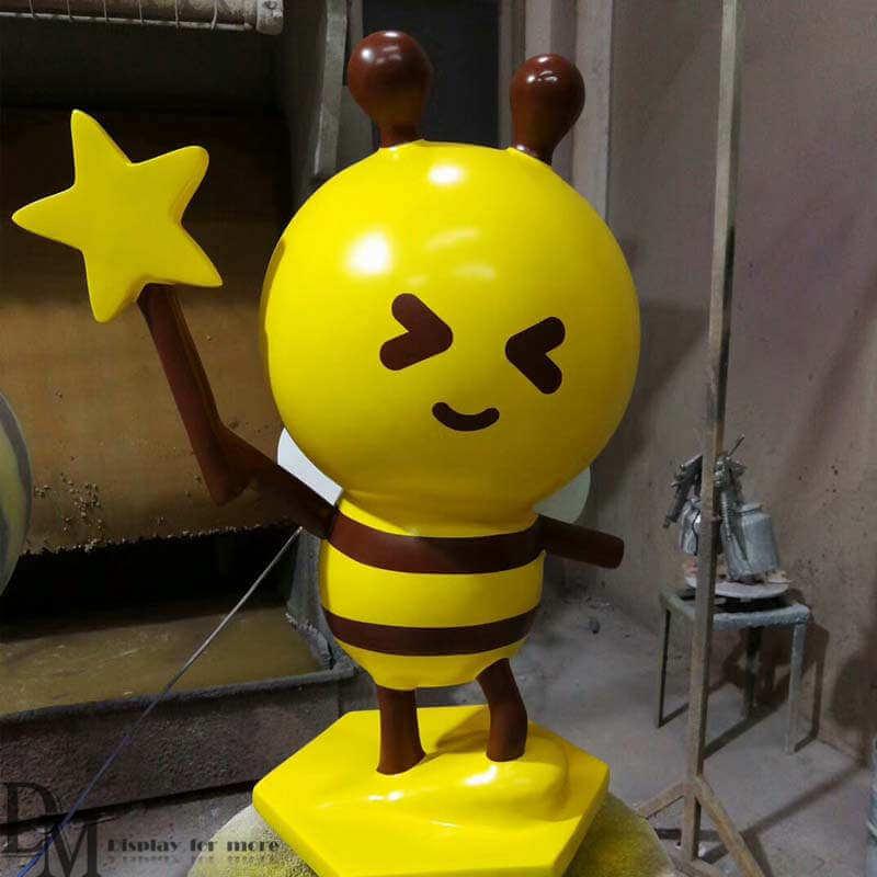 bee statue