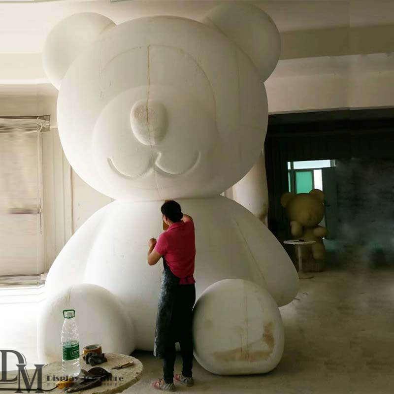Giant Bear Statue