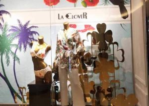 The Summer Window Display Themes