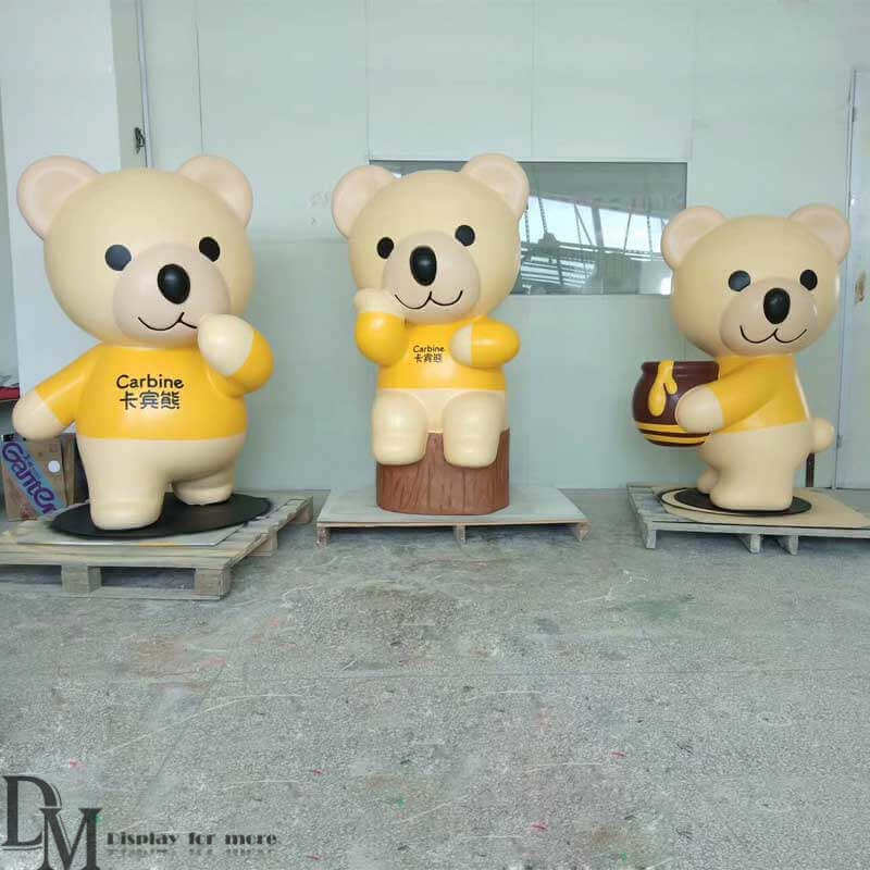 cartoon statues for sale