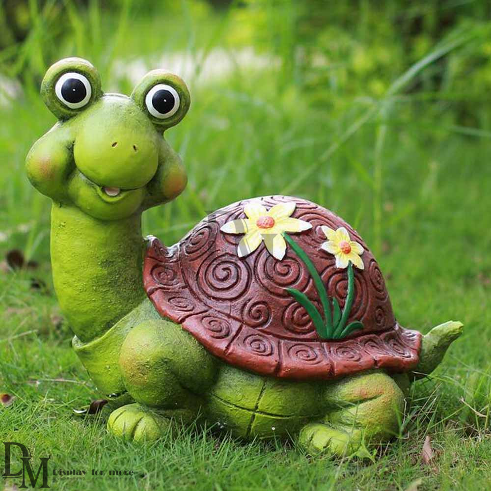 Resin Garden Ornaments Animals