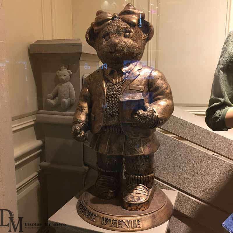 Fiberglass Bear Statue