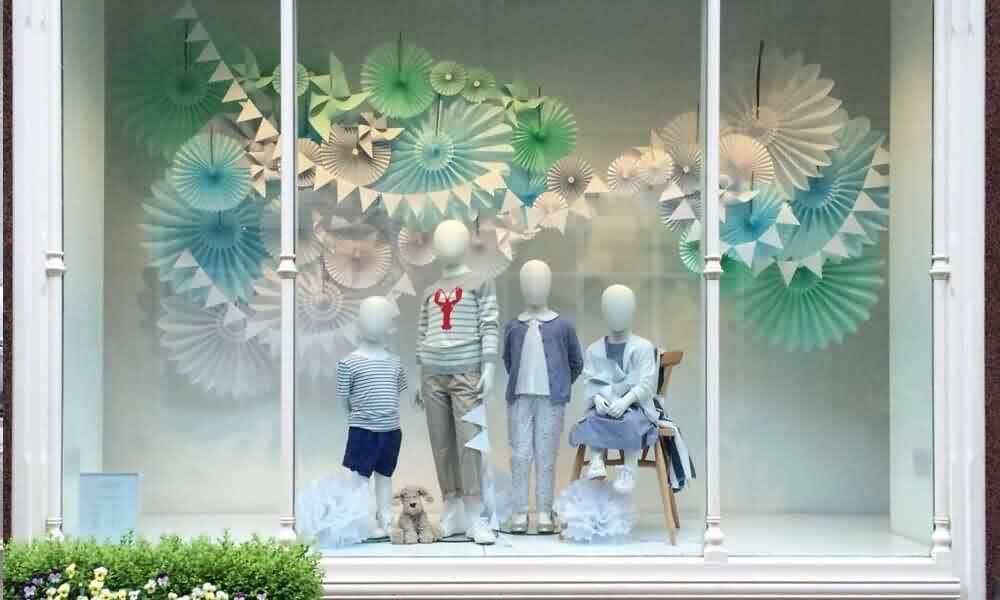 children window display