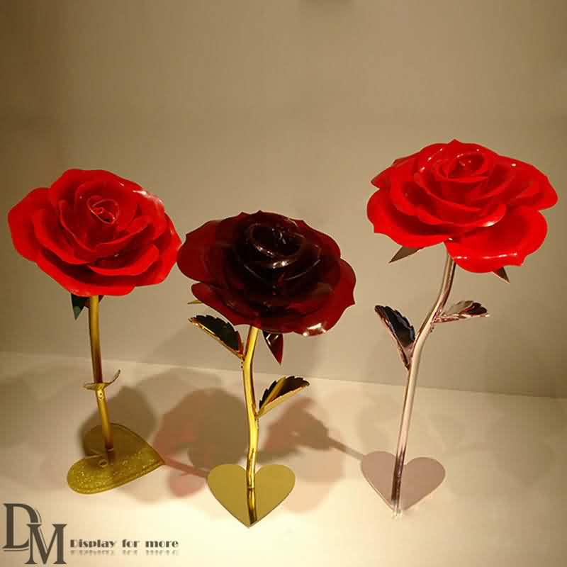 Acrylic flowers wholesale
