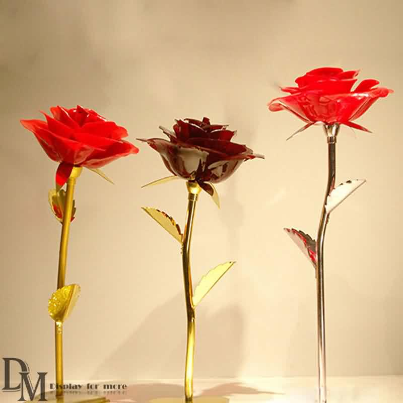 Acrylic Flowers for Crafts