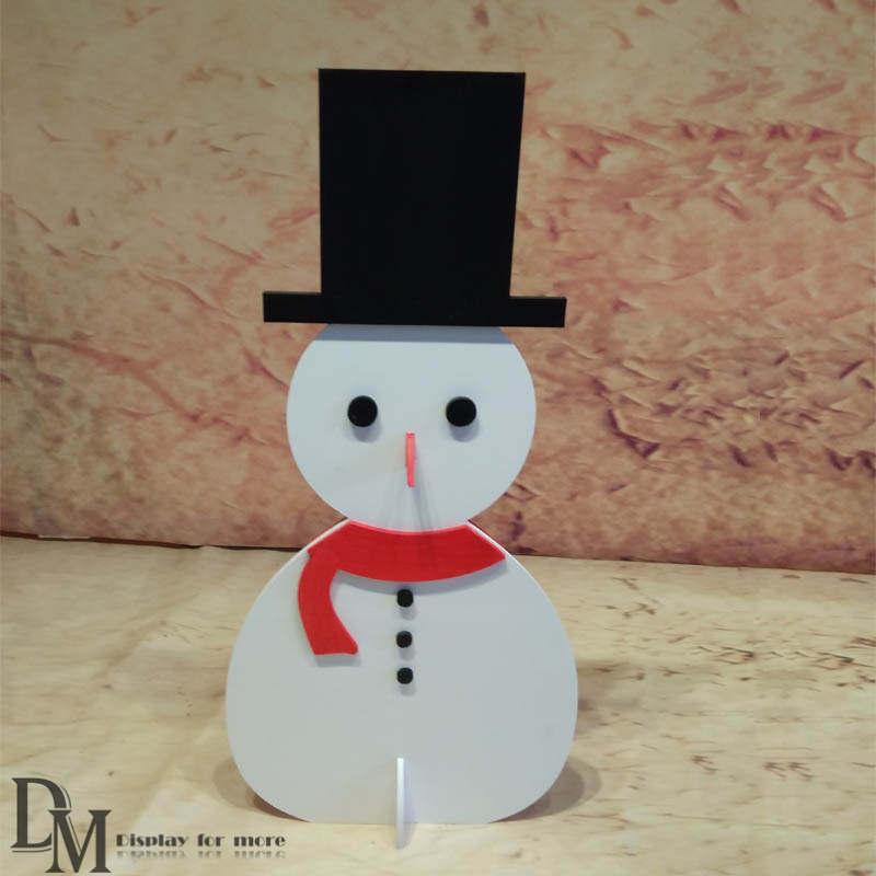 PVC snowman