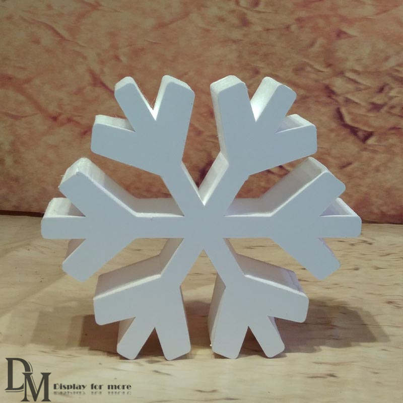 Large Foam Snowflakes