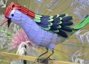 Paper Craft Making Bird