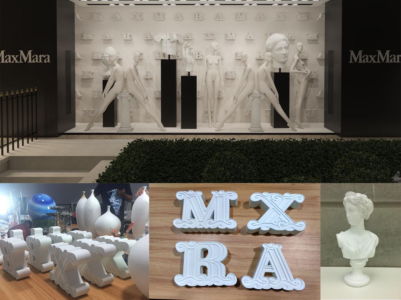 MaxMara Letters&Columns