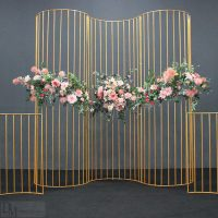 Metal Screen Decor