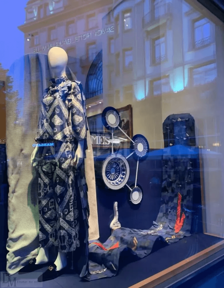 shop window display