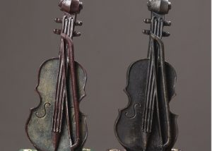 Violin Decor