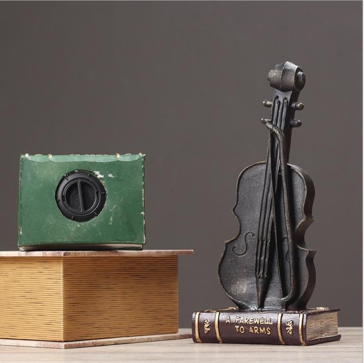 Resin Violin