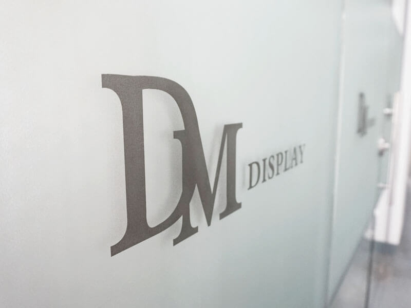 DM Window Display