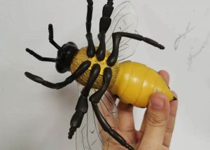 rubber bee