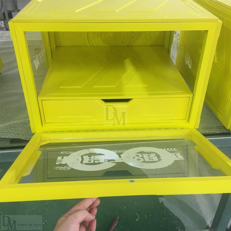 PVC board box